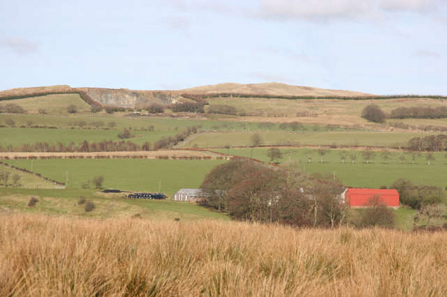 Daldilling Farm