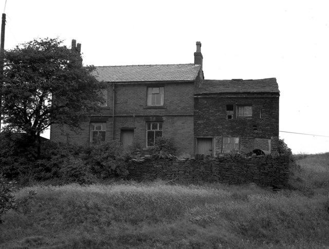 Claylands Head, Milnrow, Lancashire: 1968