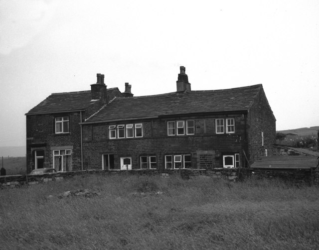 'Antioch', near Hollingworth Lake, Littleborough, Lancashire