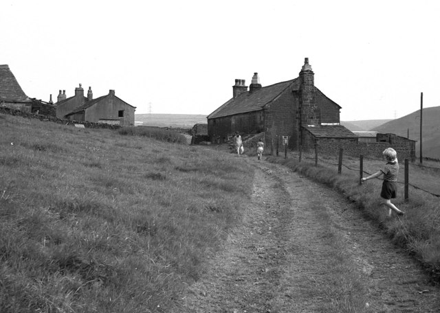 Rough Bank, Milnrow, Lancashire
