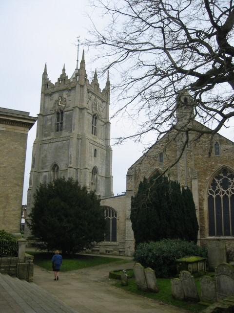St Peter's Wisbech