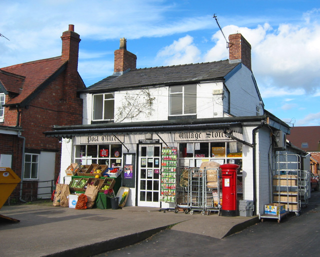 Wrenbury Post Office and Village Stores