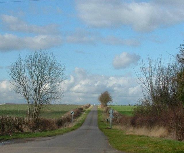 Road from Juniper Hill