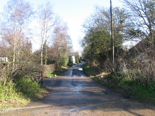 Crane's Lane, Kingston