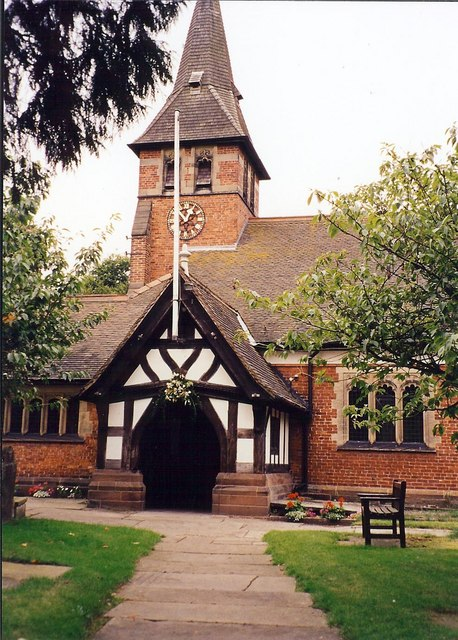 St Mary's Church Whitegate