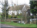 TL3546 : Attractive cottage beside stream in Whaddon by Alan Kent