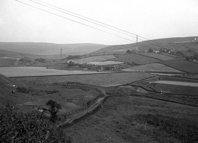 Ogden Reservoir, Newhey, Lancashire
