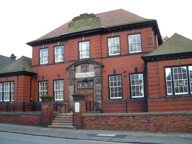 Magistrates Clerks Offices, Fenton
