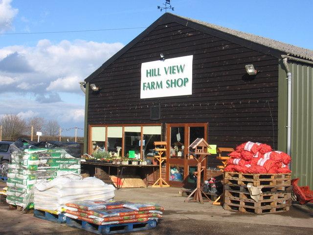 Farm shop in Bassingbourn-cum-Kneesworth