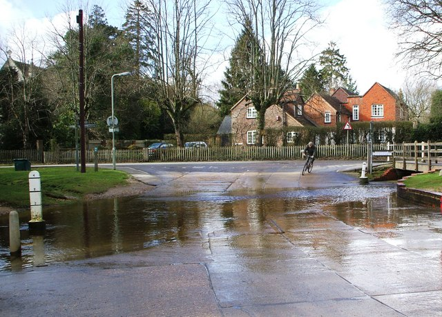 The Ford in Brockenhurst Village