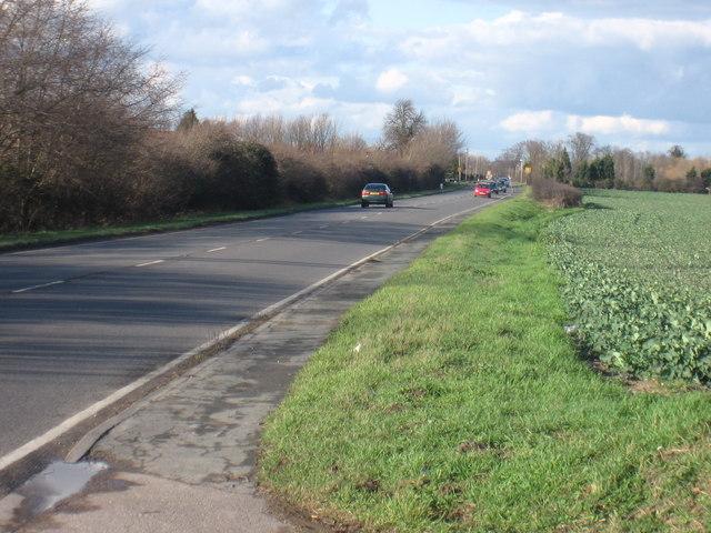 Bassingbourn Road (A1198)