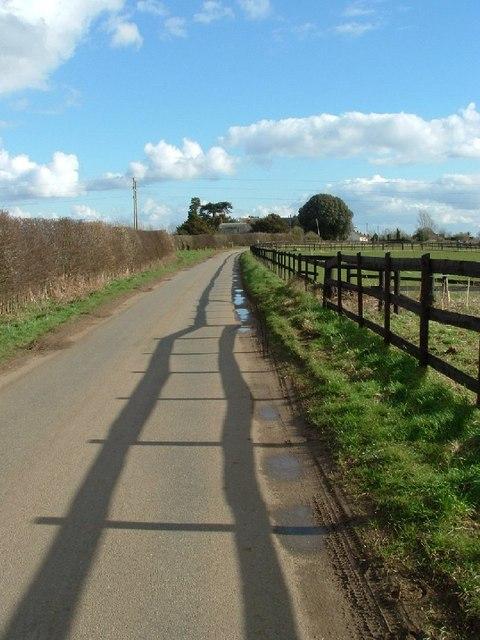 Road the Hethe