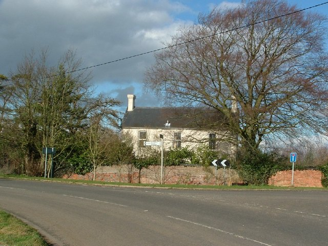 Oxfordshire, Northamptonshire border