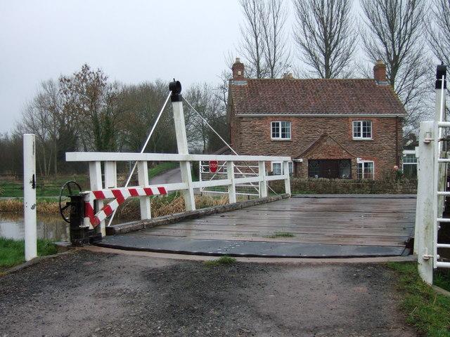 Fordgate Swing Bridge