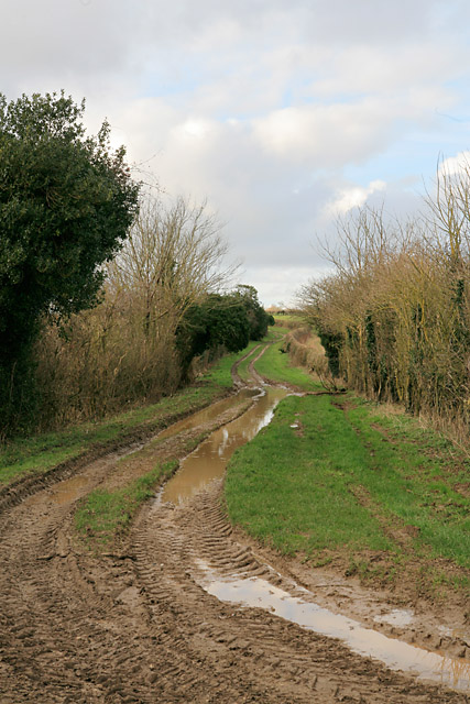 Byway to Larkwhistle Farm