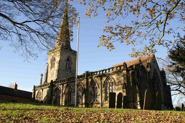 St Margaret's Stoke Golding