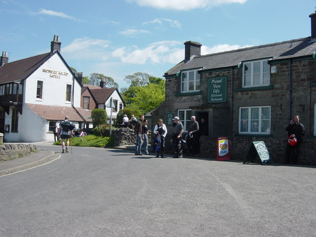 Monsal View Cafe and Monsal Head Hotel