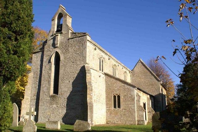St Michael Church Sutton