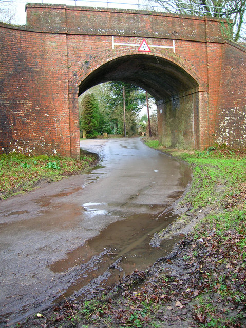 Coghurst Bridge