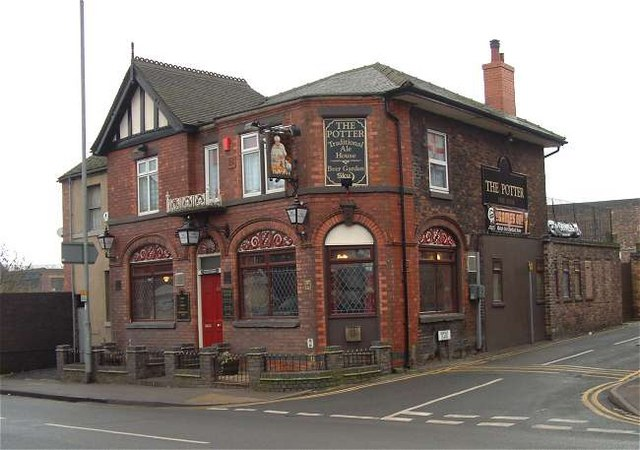 The Potters public house