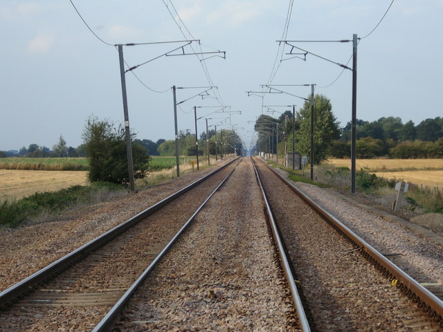 Railway Line to Ely