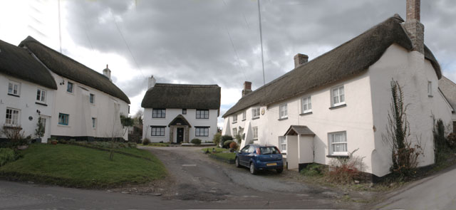 Traditional Houses in Atherington