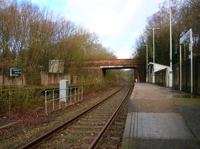 Three Oaks Station