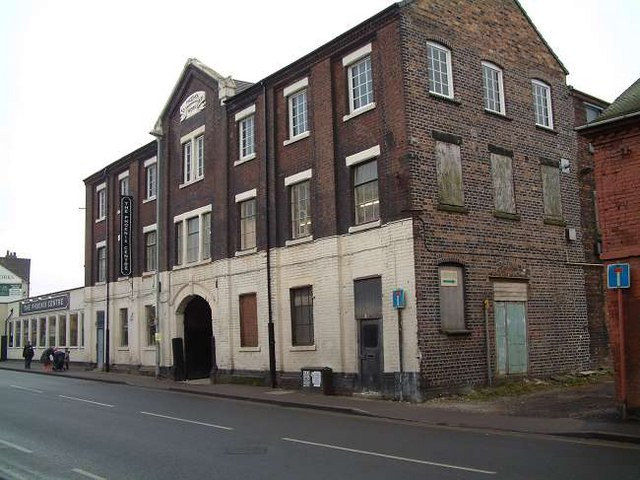 Phoenix Pottery Works, Longton