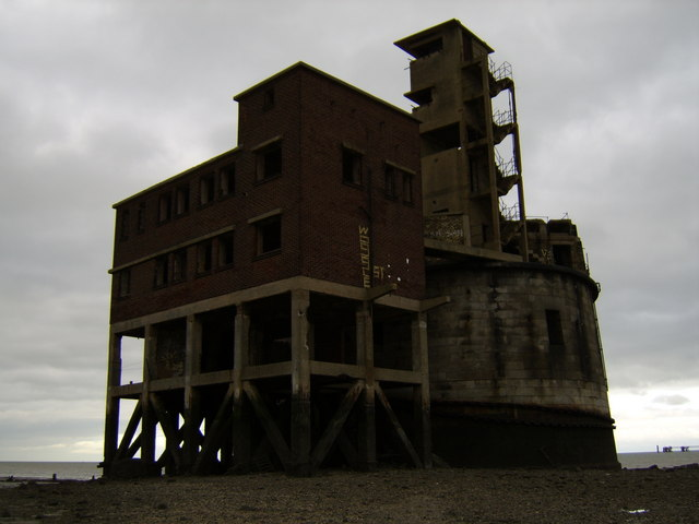 Grain Tower (2007)