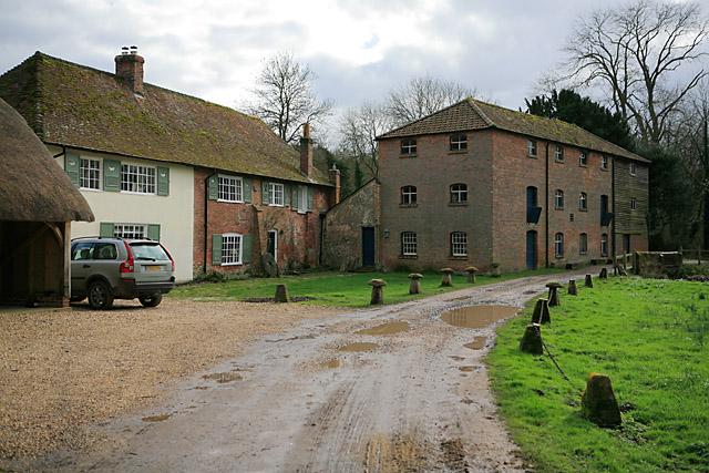 Upper Mill, Longparish