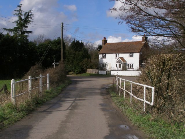 Junction of Mill Lane and Station Road, Nursling
