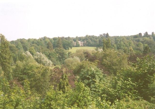 View of Pell Wall, near Market Drayton