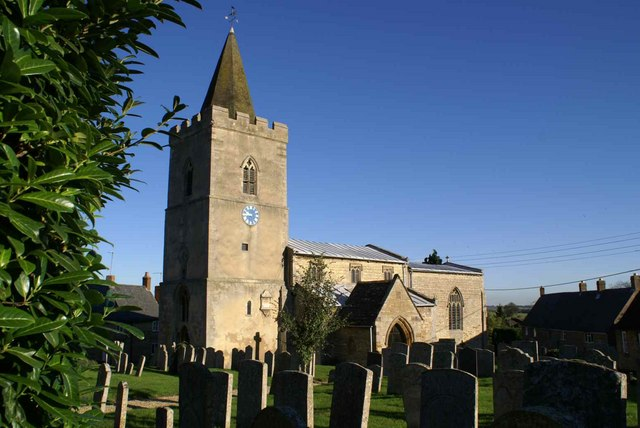 St Mary's Church Morcott