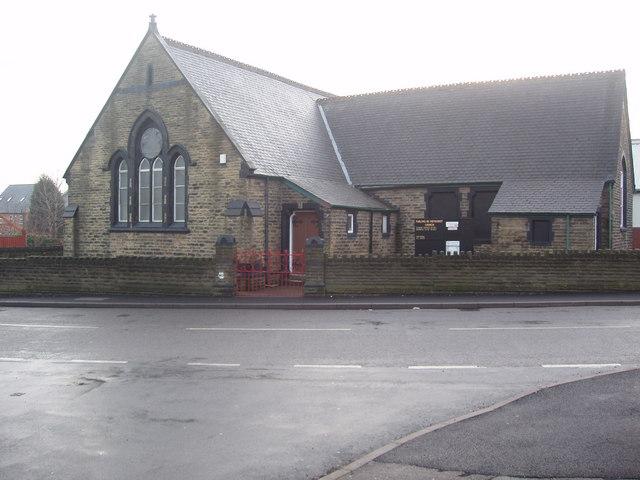 Furlong Road Methodist Church, Bolton upon Dearne