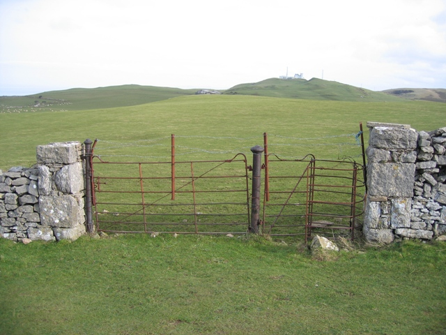 Iron Gate on the Great Orme