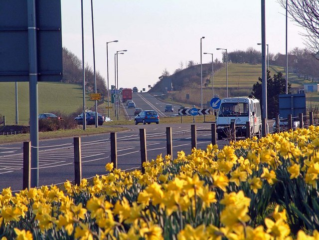 A77 South (Holmston Roundabout, Ayr)