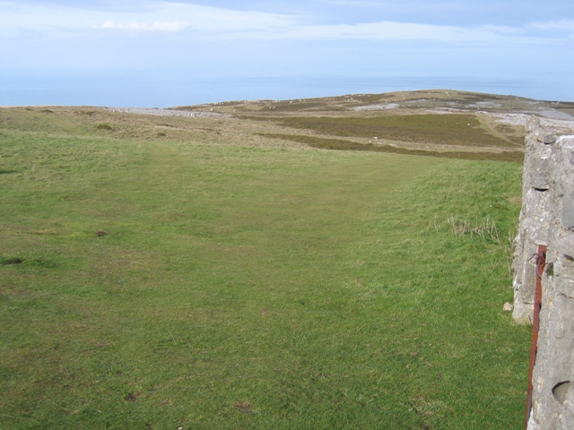 Footpath Junction on the Great Orme
