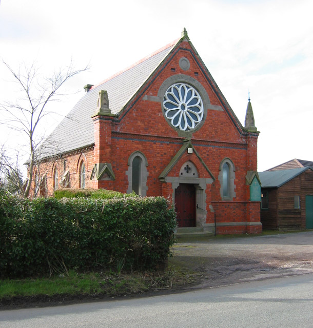 Baddiley & Ravensmoor Methodist Church