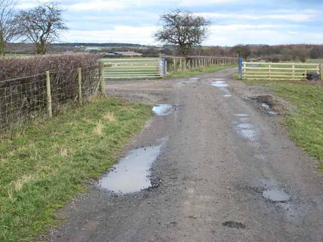 Road to Embleton