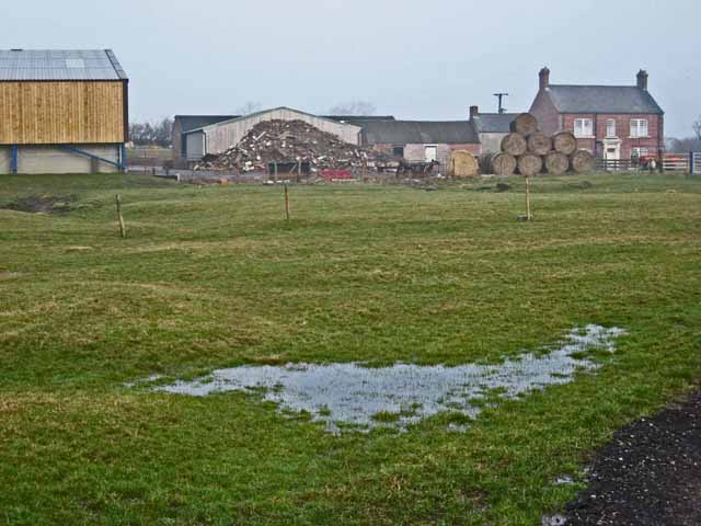 Low Swainston Farm