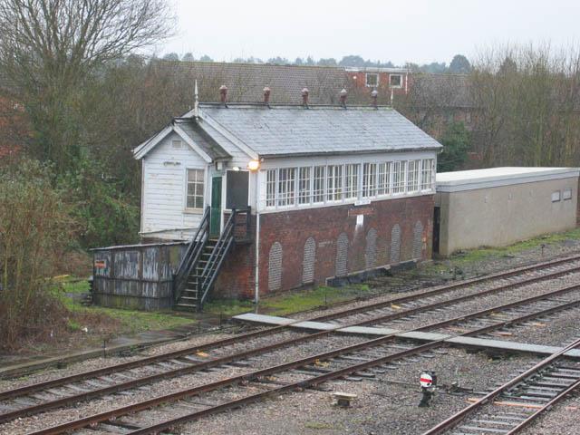 Park Junction Signal Box
