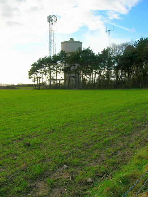 Water Tower, Crowhurst Park