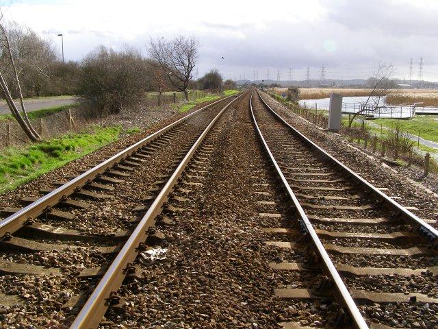 Romsey-Southampton railway