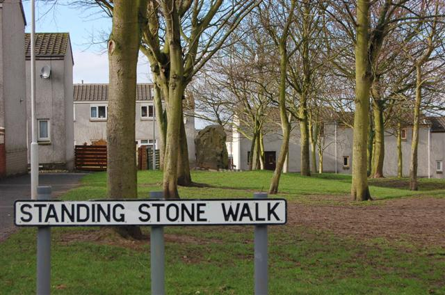 Standing Stone Walk
