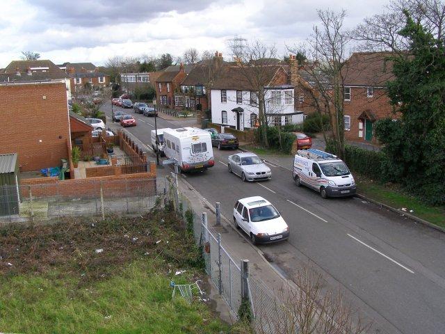 Old Redbridge Road, Redbridge
