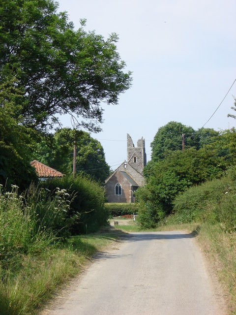 SS Peter and Paul Church, Tunstall