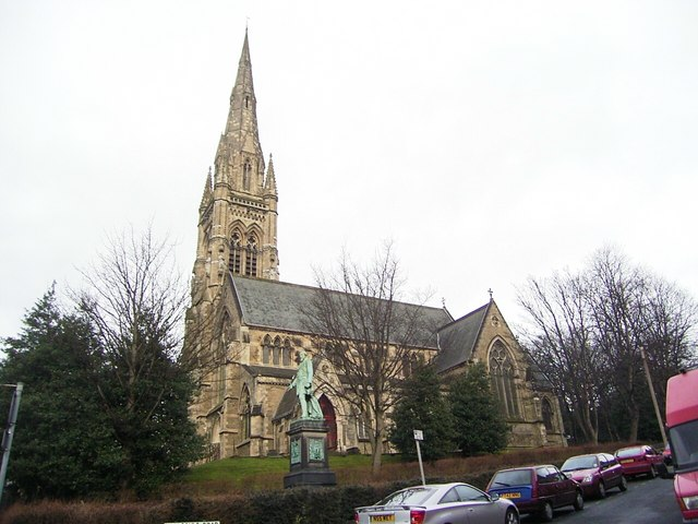 All Souls,   Haley Hill,    Akroyden