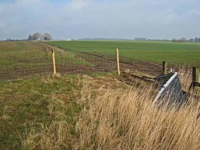 Fields near Close Farm