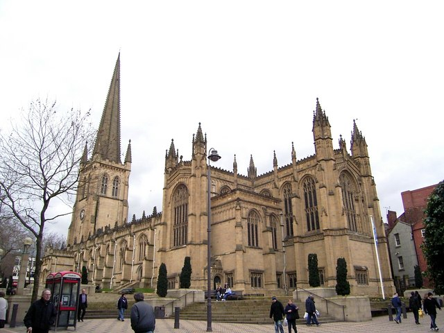 All Saints  Wakefield Cathedral