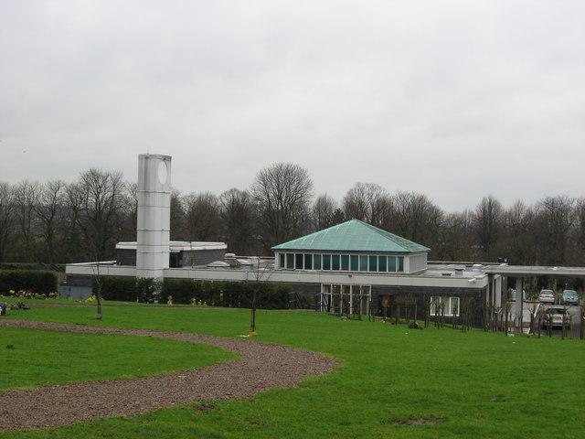 Grantham Crematorium